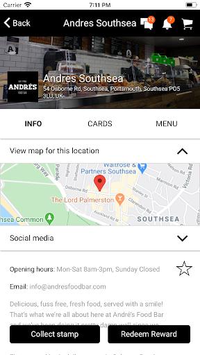 Andre's Food Bar 1.0.9 screenshots 2