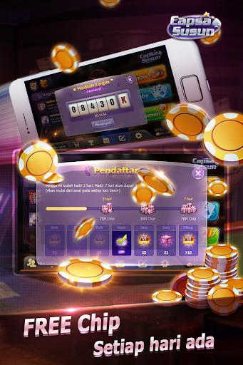 Capsa Susun(Free Poker Casino) 1.7.0 Screenshots 7