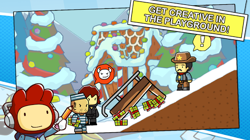 Scribblenauts Remix  screenshots 4