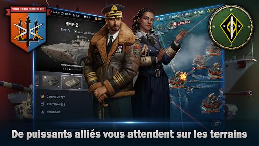 Gunship Battle Total Warfare  APK MOD (Astuce) screenshots 5