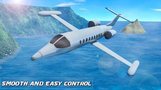Uçan Uçak Simülatörü Çevrimdışı – Uçak oyunları Full Apk İndir 6
