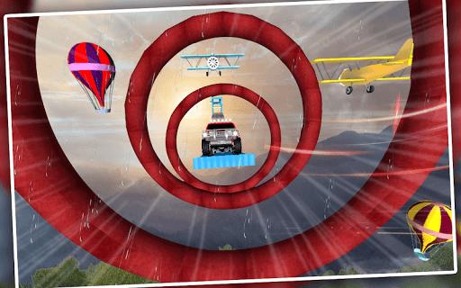 Racing Stunts in Car 3D: Mega Ramp Crazy Car Games  screenshots 11