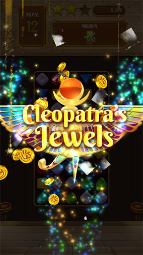 Cleopatra's Jewels - Ancient Match 3 Puzzle Games 1.2.2 screenshots 4