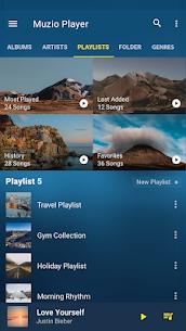 Trình phát nhạc – Trình chơi MP3 v6.2.0 Mod Unlock Premium 4