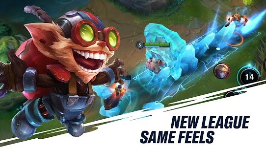 League of Legends: Wild Rift For Android (MOD, Unlimited Money) 1