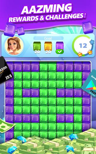 Lucky Diamond u2013 Jewel Blast Puzzle Game to Big Win 1.1.30 Screenshots 11