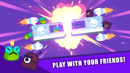 Boom Slingers - Battle Cards Screenshot
