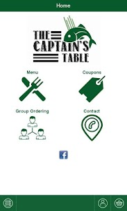 The Captain's Table Glengormley For Pc – How To Install And Download On Windows 10/8/7 1