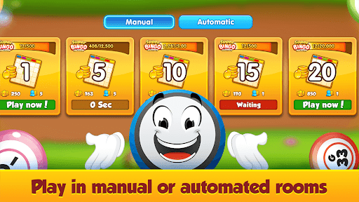 GamePoint Bingo - Free Bingo Games  screenshots 7