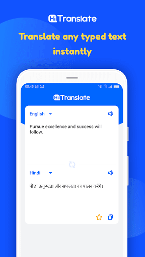 Hi Translate - Chat translator apktram screenshots 7