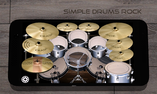 Simple Drums Rock - Realistic Drum Simulator 1.6.4 Screenshots 14
