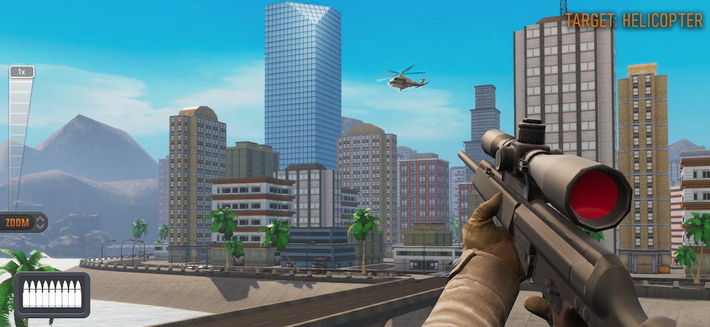 Sniper 3D: Fun Free Online FPS Shooting Game  poster 11