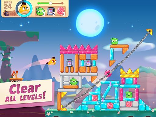 Angry Birds Journey screenshots 3