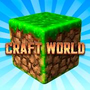 Craft World 3D: Free Block Craft Mini World games!