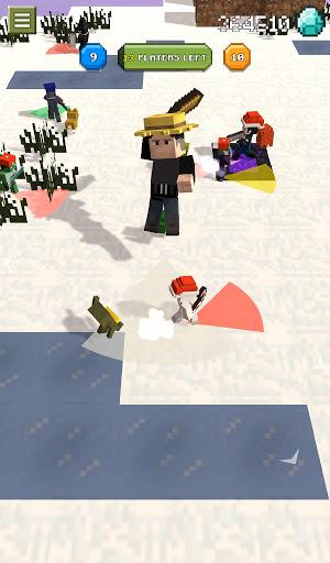Craftsman Smasher.io - Mastercraft Survival  screenshots 6