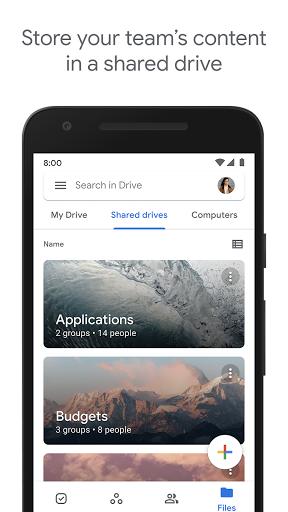 Foto do Google Drive