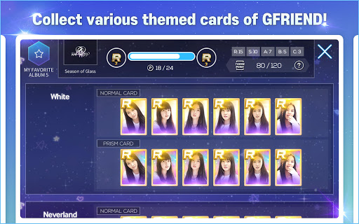 SuperStar GFRIEND 2.12.1 Screenshots 12