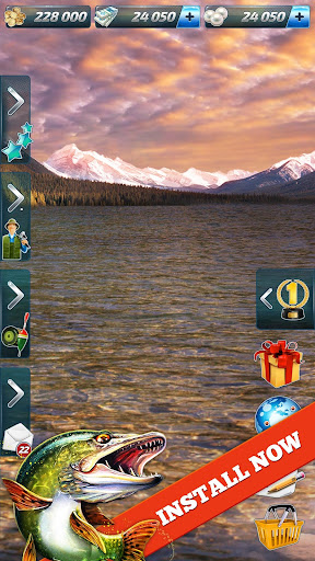 Let's Fish: Sport Fishing Games. Fishing Simulator screenshots 15