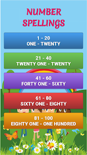 Numbers Spelling Learning 2019 For Pc | Download And Install  (Windows 7, 8, 10 And Mac) 1