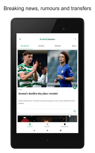Football.London 5.0.3 screenshots 9