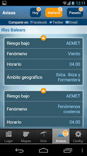 Tiempo y Temperatura 1.2.4 Screenshots 6