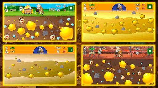 Gold Miner Classic Lite  screenshots 2