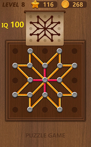 Line puzzle-Logical Practice 2.2 screenshots 19