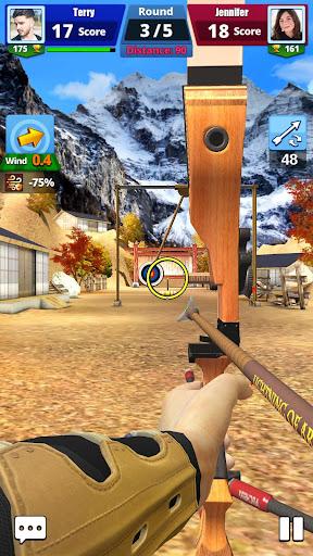 Archery Battle 3D APK MOD – Pièces de Monnaie Illimitées (Astuce) screenshots hack proof 2