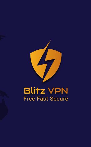 Free VPN | Blitz Turbo | Fast Hotspot Proxy Server android2mod screenshots 8