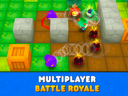 Bombergrounds: Battle Royale