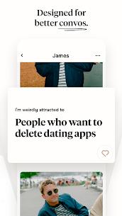 Hinge – Dating & Relationships MOD APK (Unlimited Credits) 2