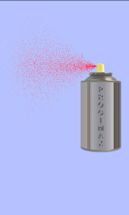 Spray Simulator Screenshot
