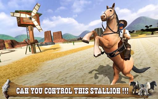 Cowboy Horse Riding Simulation screenshots 12