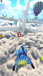 Base Jump Wing Suit Flying MOD APK 1.3 (Unlimited Money) 3