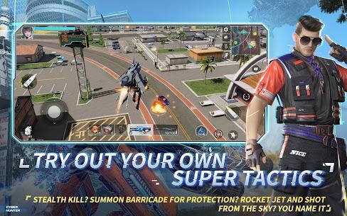 Cyber Hunter Apk indir Güncel 2021* 16