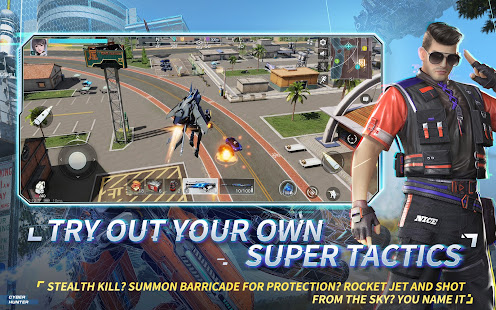 Cyber Hunter 0.100.415 Screenshots 16