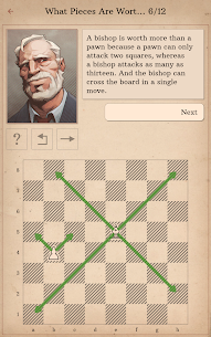 Learn Chess with Dr. Wolf Apk Download, NEW 2021 8