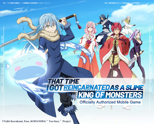 Tensura:King of Monsters modavailable screenshots 9