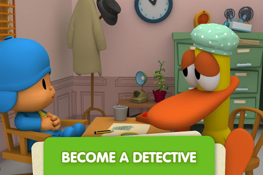 Pocoyo and the Mystery of the Hidden Objects  screenshots 4