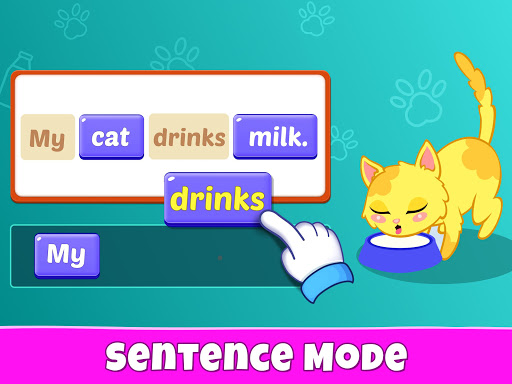 Sight Words - PreK to 3rd Grade Sight Word Games 1.0.6 Screenshots 3