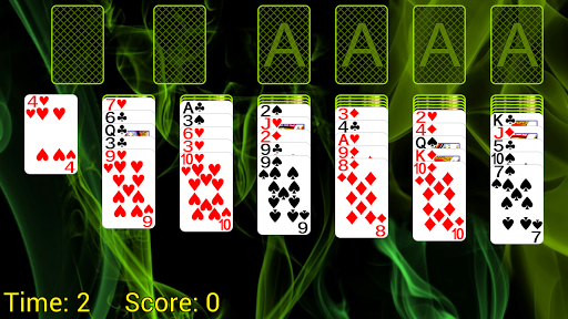 Russian Cell Solitaire 5.1.1822 screenshots 1