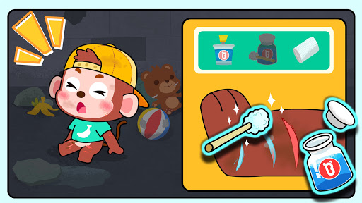 Baby Panda's Fire Safety  screenshots 4