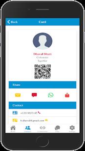 Download Handshek - Digital Business Card & Networking app For PC Windows and Mac apk screenshot 4