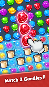 Sugar Hunter: Match 3 Puzzle Apk Mod + OBB/Data for Android. 4