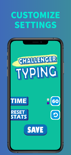 Challenger Typing Practice - Typing Speed Test Screenshots 4