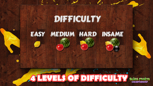 slice fruits championship screenshot 3