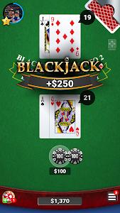 Blackjack 21 ♠️♥️ Play Fun Black Jack OFFLINE FREE 1.1.5