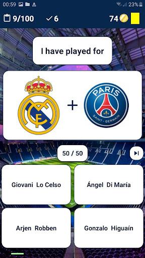 Football Player Quiz 2020 1.1.2 screenshots 3