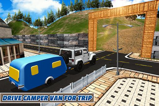 Camper Van Holiday Adventure  screenshots 2