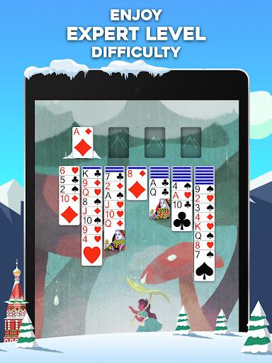 Yukon Russian u2013 Classic Solitaire Challenge Game 1.3.0.291 screenshots 9